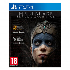 Hellblade: Senua's Sacrifice PS4 (SP)
