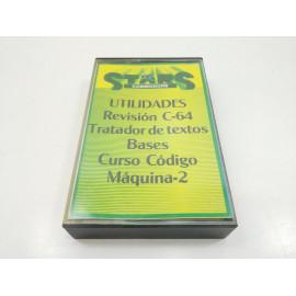 Stars Commodore 3 Utilidades Commodore 64