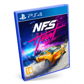 Need for Speed Heat PS4 (SP)