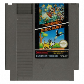 Super Mario Bross/Duck Hunt NES