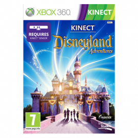 DisneyLand Adventures Kinect Xbox360 (SP)