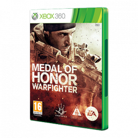Medal Of Honor Warfighter Xbox360 (SP)