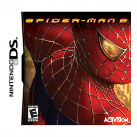 Spiderman 2 DS (SP)