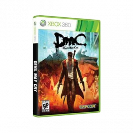 Devil May Cry XBox360 (SP)
