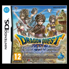 Dragon Quest IX Centinelas del Firmamento DS (SP)