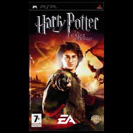 Harry Potter y el caliz de fuego PSP (SP)
