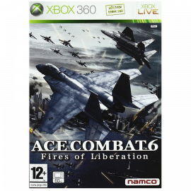 Ace Combat 6 Fires Of Liberation Xbox360 (SP)