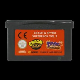 Crash & Spyro SuperPack Vol.2 GBA