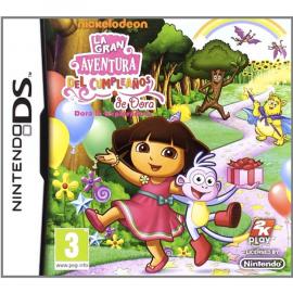 Dora la Exploradora la Gran Aventura del Cumpleaños DS (SP)