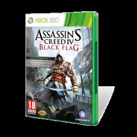 Assassin's Creed IV Black Flag Edicion Especial Xbox360 (SP)
