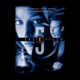 Expediente X Temporada 5 (20 Cap) DVD