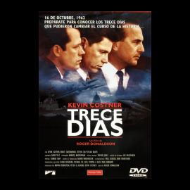 Trece dias DVD
