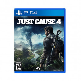 Just Cause 4 Steelbook PS4 (SP)