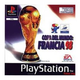 Copa del mundo: Francia 98 PSX (SP)