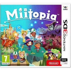 Miitopia 3DS (SP)