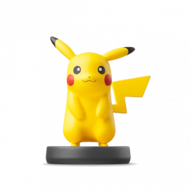 Amiibo Pikachu Coleccion Super Smash Bros