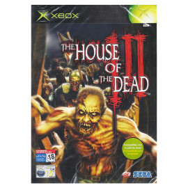 The House of Dead III Xbox (SP)