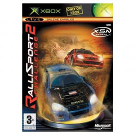 RalliSport challenge 2 Xbox (SP)
