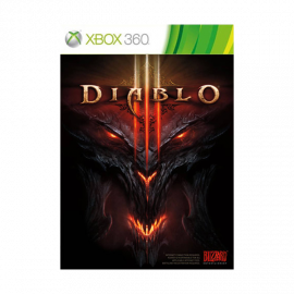 Diablo III Xbox360 (SP)