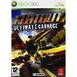 Flatout Ultimate Carnage Xbox360 (SP)