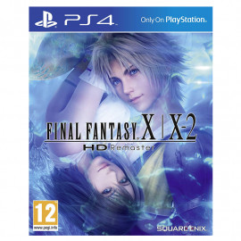 Final Fantasy X/X-2 HD Remaster PS4 (UK)