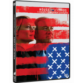 House of Cards Temporada 5 DVD