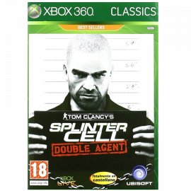 Tom Clancy's Splinter Cell Double Agent Classics Xbox360 (SP)