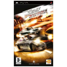 The Fast and Furious PSP (SP)