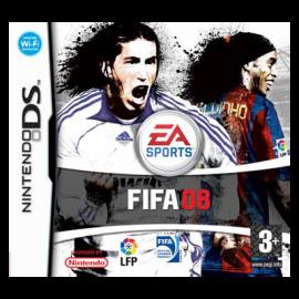 FIFA 08 DS (SP)