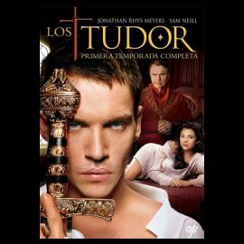 Los Tudor Temporada 1 (10 Cap) DVD