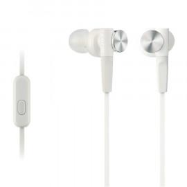 Auriculares con Microfono Sony Extra Bass MDRXB50 Blanco