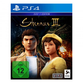 Shenmue III Day One Edicion PS4 (UK)
