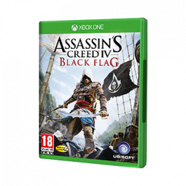 Assassin's Creed IV Black Flag Xbox One (SP)