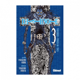 Manga Death Note Glenat 03