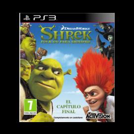 Shrek Felices para siempre PS3 (SP)