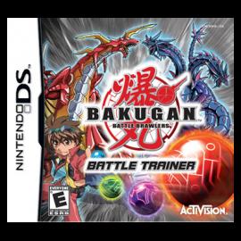 Bakugan Battle Trainer DS (SP)