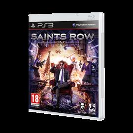 Saints Row IV PS3 (SP)
