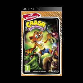 Crash Guerra al Coco-Maniaco Essentials PSP (SP)