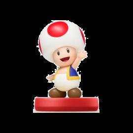 Amiibo Toad Colección Super Mario