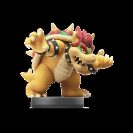 Figura Amiibo Bowser Coleccion Super Smash Bros