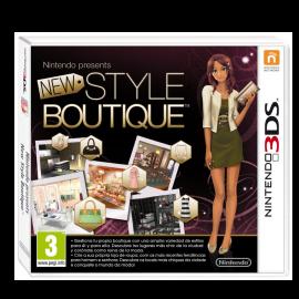 New Style Boutique 3DS (SP)