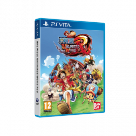 One Piece Unlimited World Red PSV (SP)