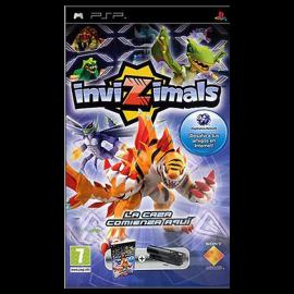 Invizimals La Caza Comienza Aqui Essentials PSP (SP)
