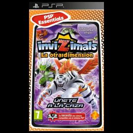 Invizimals La Otra Dimension (Shadow Zone) Essentials PSP (SP)