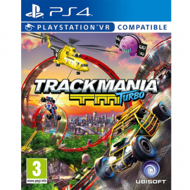 Trackmania TM Turbo PS4 (SP)