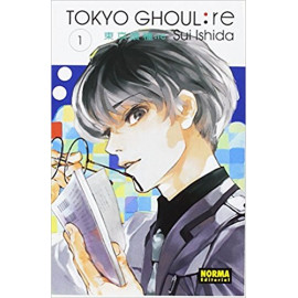 Manga Tokyo Ghoul:Re Norma 01