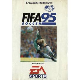 Fifa Soccer 95 Mega Drive A