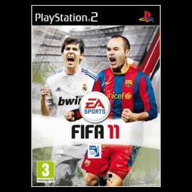 FIFA 11 PS2 (SP)