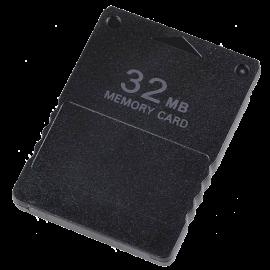 Memory Card 32 MB Generica PS2