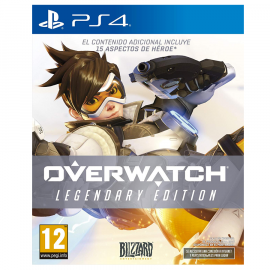 Overwatch Legendary PS4 (SP)